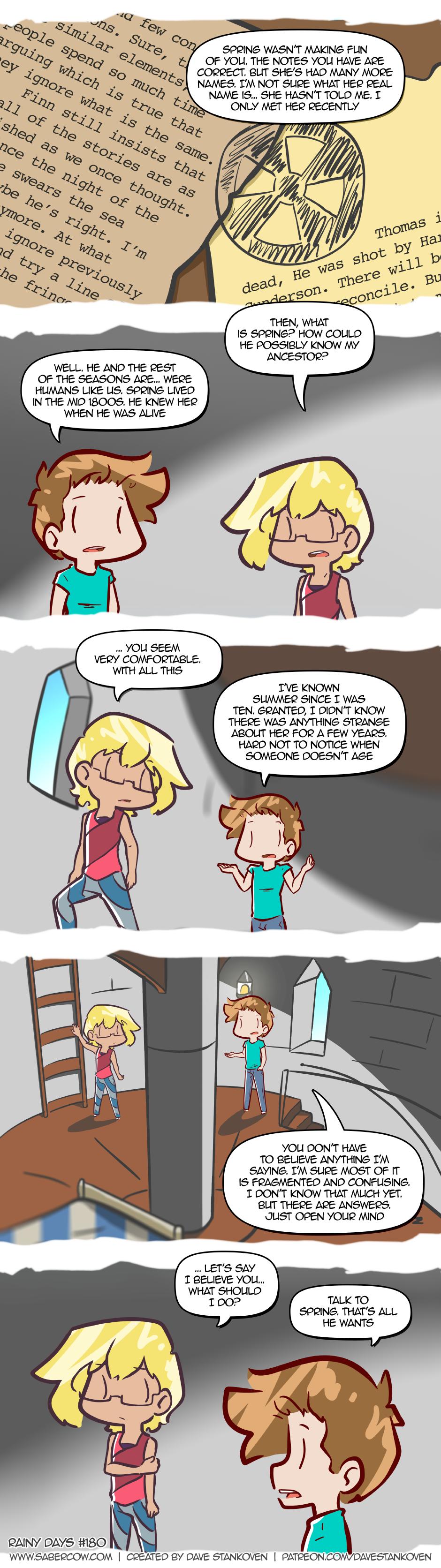 Best New Webcomics   Tapas