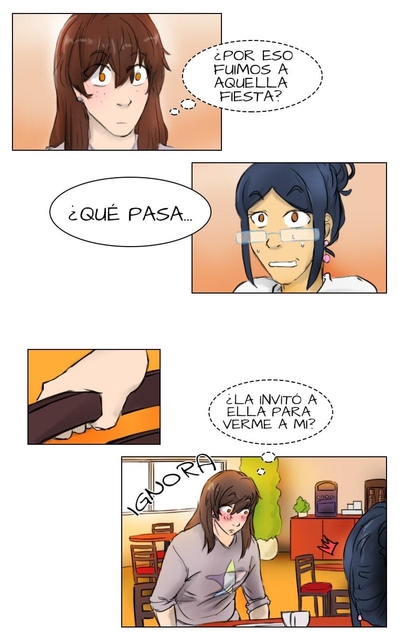 Noticias Guarras anne (spanish) :: capítulo 22: me fío de él, de quienes no
