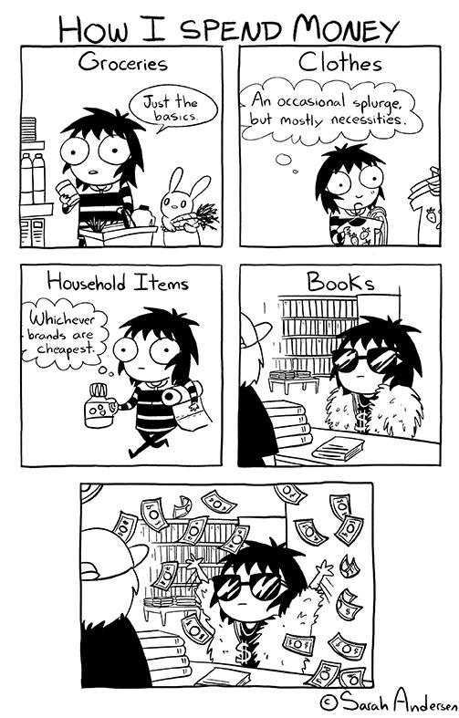 How I Spend Money - image