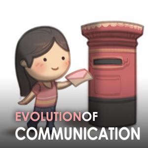 HJ-Story :: Evolution of Mail | Tapas