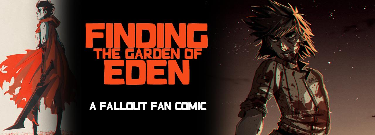 Finding the Garden of Eden