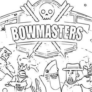 bowmasters ios hack apk