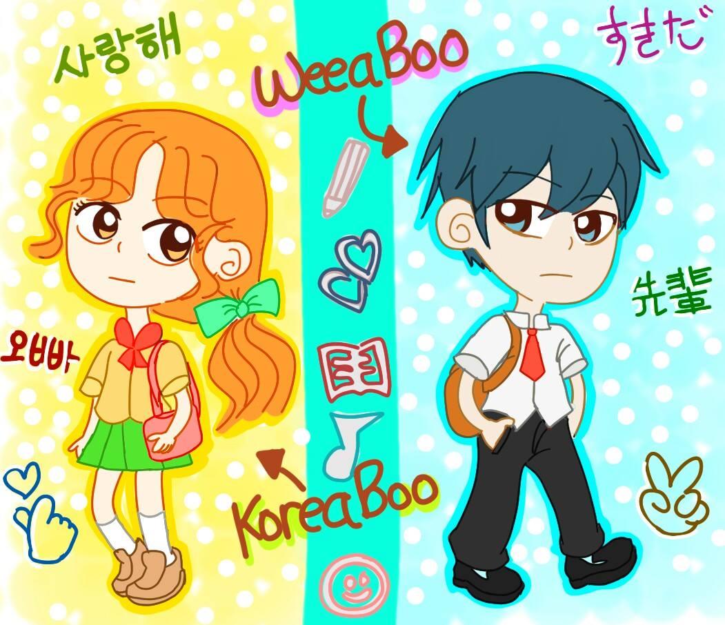Weeaboo Vs Koreaboo