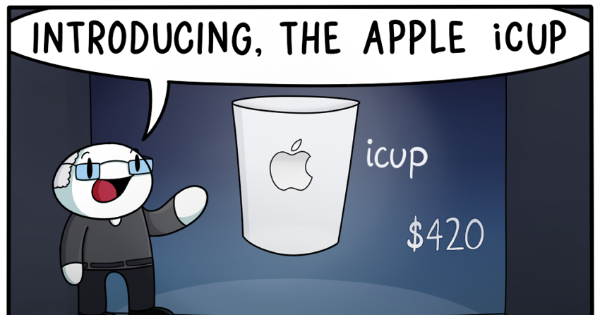 theodd1sout apple icup tapas