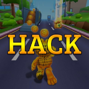 Garfield Rush Hack Tapas
